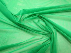 2way Stretch Mesh- Python Green