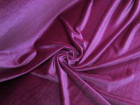 2 Way Stretch Velvet- Celebration Pink #2582
