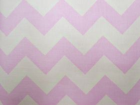 Le Creme Chevron- Baby Pink #75