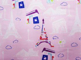Pepe in Paris- Pink #3790