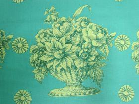 Kaffe Fassett Stone Flower- Turquoise