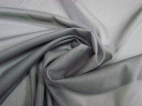 Smooth and Light Iron On Interfacing- Grey #2598
