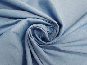 Cotton Blend Bengaline- Rainy Blue #4610