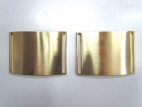 Gold Buckle Fashion / Swim Accessories RW041- $5 a pair