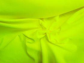 Soft Back Hi Vis Cotton Jersey- Yellow #926