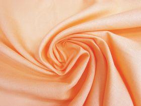 Linen Look Rayon- Peach Fizz #4631