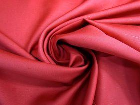 Rayon Silk Blend Woven- Coral #4638