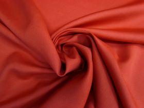 Rayon Silk Blend Woven- Tomato #4642