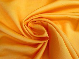 Viscose Linen Blend Woven- Mandarin #4645
