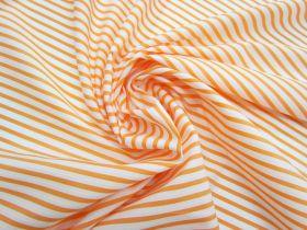 Melon Stripe Cotton #4646