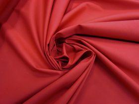Stretch Cotton- Chilli Red #4657