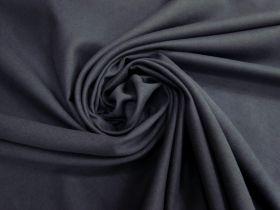 Suede Look Cotton- Moody Blue #4658