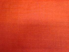 Colour Texture Look Cotton- Orange D#1473