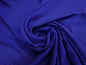 Viscose Georgette- Sapphire Blue #4660