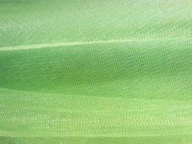 Metallic Net- Lime