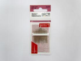Quilt Needles- size 3/9