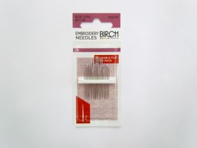 Embroidery Needles- size 5/10