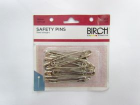 Safety Pins- 56mm- Silver