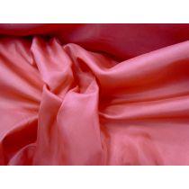 Polyester Lining- Strawberry