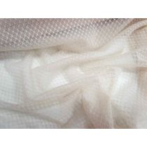 Soft Spot Lace Mesh- Sand