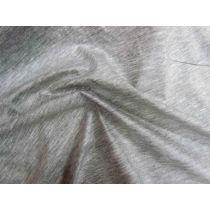Laminated Grey Marle Jersey