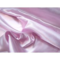 Designer Charmeuse Satin- Rose