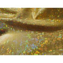 Shattered Lycra- Gold