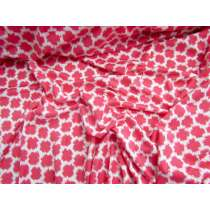 Cellular Jersey- Raspberry