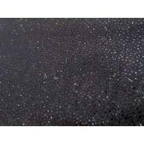 Glitter Chiffon- Black