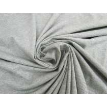 Cotton Jersey- Grey Marle #4692