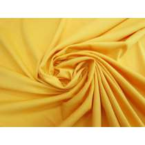 Cotton Jersey- Honey Yellow #4695