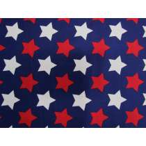 Star Spangled Cotton- Blue #PW1034