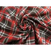 Toronto Wool Blend Check #4707