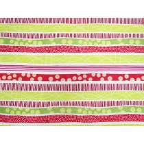 Twist Style Stripes Cotton #2730