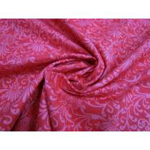 Imperial Fanfare Cotton Quilt Backing- 270cm Wide- Hot Pink #2762