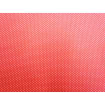 A Day In The Country- Andaman Pindot- White on Red