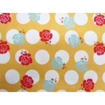 Sew Cherry- Yellow C2521