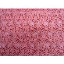 Liberty Cotton- Merton Rose- 5902E- The Emporium Collection