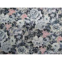 Liberty Cotton- Wild Bloom- 5901C- The Emporium Collection