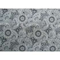 Liberty Cotton- Paisley Meadow- 5913B-  The Emporium Collection