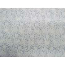 Liberty Cotton- Merton Rose- 5902C- The Emporium Collection - Grey
