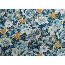 Liberty Cotton- Wild Bloom- 5901B- The Emporium Collection