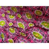 Gypsy Jewel Rayon Jersey
