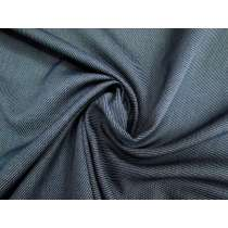 Heavy Viscose Blend Twill- Cool Dusk #2826