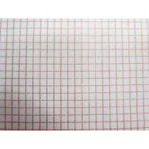 Ruby Star Society Cotton- Grid- Copper 31M