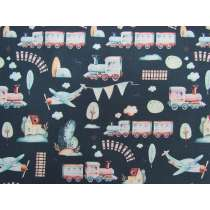 Grand Adventure Cotton- Navy #DV3454
