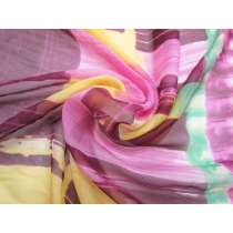 Painter's Batik Silk Chiffon #2872