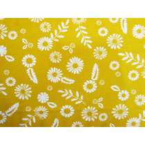 Ruby Star Society Cotton- Golden Hour- Daisy- Goldenrod #22