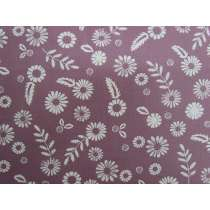 Ruby Star Society Cotton- Golden Hour- Daisy- Lilac #12