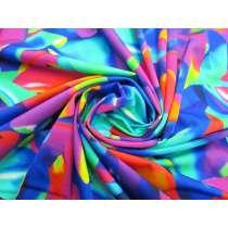 Digital Burst Shiny Spandex #4847